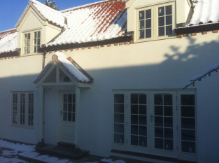 Refurbishment & Extension to Period Property